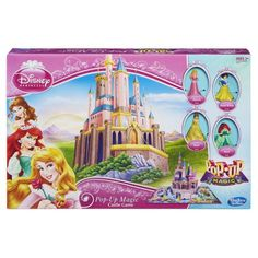 Disney Princess PopUp Magic PopUp Magic Castle Game * For more information, visit image link. Note:It is Affiliate Link to Amazon.