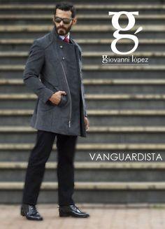 Gio Vanguardista puedes Ver Más en http://giovannilopez.com/