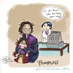 'Rumpled' - Rumbelle Fan Art (I ❤ this artist!)