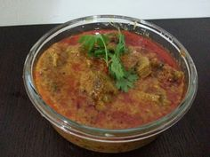 Mutton Masala ~ Yes I can cook