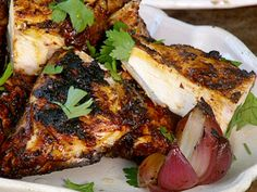 Tis the season!!  Best Barbecued Meat and Homemade Barbecue Sauce from FoodNetwork.com