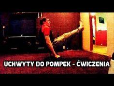 Uchwyty do pompek - Ćwiczenia - Trening.