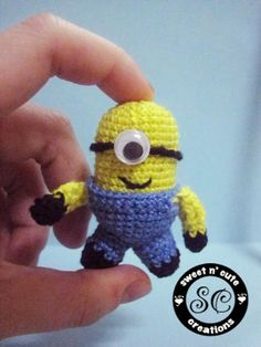 Crochect Mini Minion