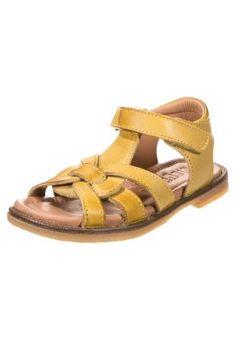 Sandaler - yellow
