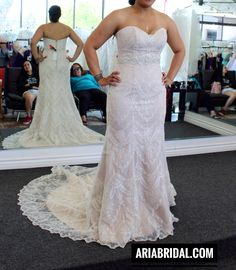 Superb Wedding Dress at Aria Bridal in Escondido California Beautiful Wedding Dresses and Bridal Gowns