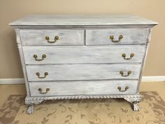 SOLD! - Gorgeous Chippendale Dresser - Entertainment Center - Sideboard Buffet by madenewdesignct on Etsy https://www.etsy.com/listing/259409425/sold-gorgeous-chippendale-dresser