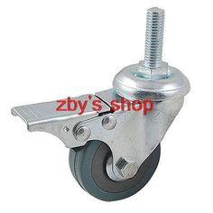"""$11.94 (Buy here: https://alitems.com/g/1e8d114494ebda23ff8b16525dc3e8/?i=5&ulp=https%3A%2F%2Fwww.aliexpress.com%2Fitem%2FThreaded-Stem-2-Wheel-Industrial-Swivel-Caster-Brake-Gray%2F32271020663.html ) Threaded Stem 2"""" Wheel Industrial Swivel Caster Brake Gray for just $11.94"""