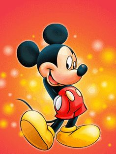 Gif Mickey