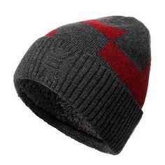 Mens Wool Plus Velvet Knit Hat Vintage Vogue Warm Winter Outdoor Skiing Travel Beanie is hot sale on Newchic. Vintage Vogue, Beginner Knit Scarf, Animal Knitting Patterns, Types Of Hats, Knit Beanie Hat, Knitted Gloves, Hats For Men, Winter, Velvet