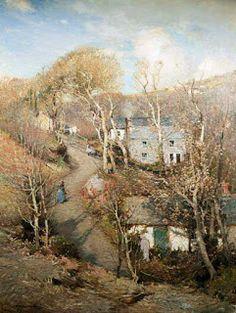 Samuel John Lamorna Birch (1869 – 1955) Lamorna Cove