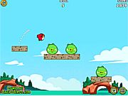 Pink angry birds in danger,bad pig is comming. Angry Birds, Online Games, Games To Play, Hero, Adventure, Pink, Fictional Characters, Rose, Fairytail