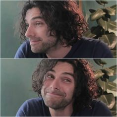 Aidan Turner, why does he have to be so adorable?