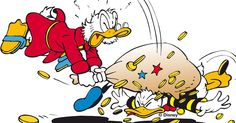 Donald & Uncle Scrooge
