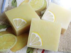 С эфирным маслом лимона