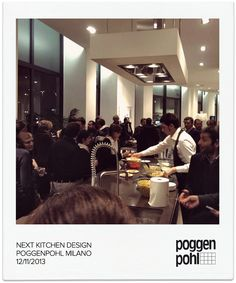 Next Kitchen Design Event by MAGA Milano
