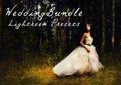 270 Wedding Preset Bundle by LOU&MARKS on @creativemarket