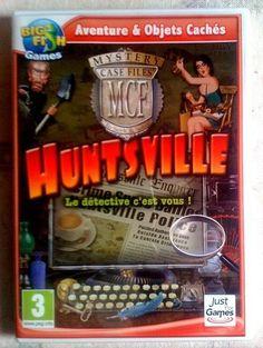 Collection Big Fish - Aventures et Objets Cachés Jeu vidéo PC - HUNTSVILLE -MCF