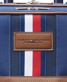 Tommy Hilfiger - Tommy Hilfiger Luggage, Logan, Card Holder, Collection, Rolodex