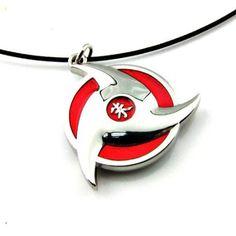 Fashion Naruto Uchiha Itachi Necklace