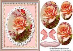 Beautiful Roses Pyramid 1