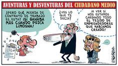 Contratos-basura / @BeVergara + @eldiarioes   #readytowork