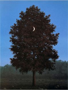 Le seize septembre Art Print by Rene Magritte at King & McGaw