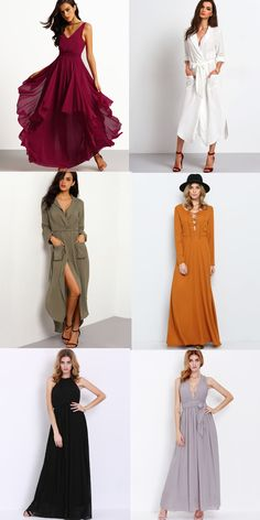 Get the length you need to look effortlessly chic! These dresses will make you undeniably choice.