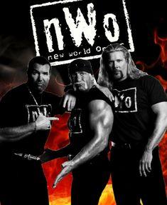 Scott Hall, Nwo Wrestling, Jerry The King Lawler, Kevin Nash, Trish Stratus, Mickie James, Hulk Hogan, Legends