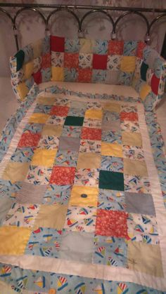 Baby Quilts, Blanket, Bed, Furniture, Home Decor, Decoration Home, Stream Bed, Room Decor, Home Furnishings
