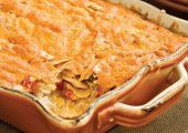 "Weight Watchers Queen Ranch Chicken...I like that this is called ""QUEEN"" ranch instead of king ranch!  :)"