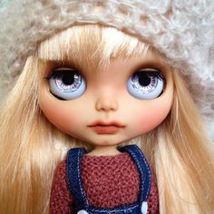 Custom Commission Blythe or Icy Doll by Blythe & by BlytheandShine