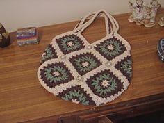 Ravelry: Tapestry Tote Bag pattern by Kathleen D. Garen