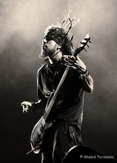 "Reginald ""Fieldy"" Arvizu, Korn"