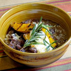 A Hunter's Ragout.This delicious stew calls for venison. Although commonly thought of as deer meat, the term venison also refers to the meat of other antlered animals, such as elk, moose, caribou, reindeer and antelope.