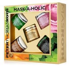Peter Thomas Roth Mask-A-Holic Set on my Christmas Wishlist. Klick for the whole Gift Guide.