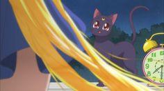 Sailor Moon Crystal - Luna