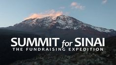 Summit For Sinai 2012 by Camp Timberlane. A film by Corey Mandell and Sean Wisdale documenting the Summit for Sinai expedition to Kilimanjaro on September Kilimanjaro, Mount Rainier, September, Camping, Mountains, Film, Videos, Travel, Campsite