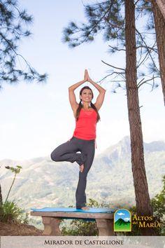 El Mirador Castiglione se encuentra en El Sendero Castiglione, el cual conecta el Centro de Actividades con el Parque Siena. En este sendero puedes realizar ejercicio al aire libre, disfrutar de la vista de sus miradores y de vistas panorámicas del Valle del María, del Picacho, del Cerro La Gaita y parte de la Cordillera Central.