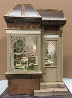 jewel box sweet shoppe front                                                                                                                                                                                 More