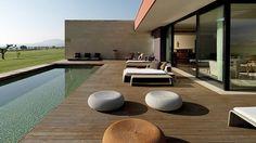 Villa contemporaine Italie