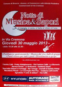 notte di musica e sapori a Brescia http://www.panesalamina.com/2013/11157-notte-di-musica-e-sapori-a-brescia.html