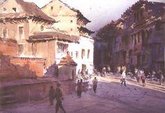Chien chung wei   Bad Watercolor Art