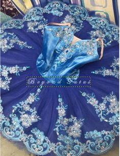 We provide made-to-order high quality professional classical ballet tutu at competitive price. Our tutus are featured in Vladimir Malakhov's Swan Lake & YAGP Cute Dance Costumes, Tutu Costumes, Ballet Costumes, Stage Outfits, Dance Outfits, Pageant Wear, Ballroom Gowns, Blue Tutu, Ballet Beautiful