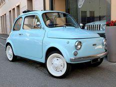 Fiat - 500 R - 1973