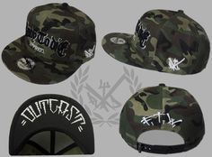 """Gefällt 74 Mal, 6 Kommentare - Ready🌪To⚔️Die☠️Apparel🔥 (@readytodieapparel) auf Instagram: """"F.T.W. Outcast Snapback 2.0  is ready to ship worldwide!  Camouflage almost sold out!…"""""""