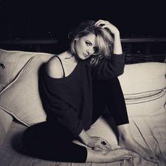 Alexandra Breckenridge photographed by Shalon Goss [X]