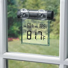 Digital Outdoor Thermometer $12.99