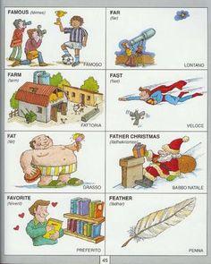 ISSUU - 1351 Parole Inglesi Per Piccoli e Grandi - Dizionario Illustrato by Monaom Attouchi