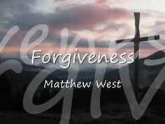 """† ♥ ✞ ♥ †   """"To be a Christian means to forgive the inexcusable BECAUSE God has forgiven the inexcusable in you.""""   † ♥ ✞ ♥ †       Matthew West - Forgiveness with lyrics"""