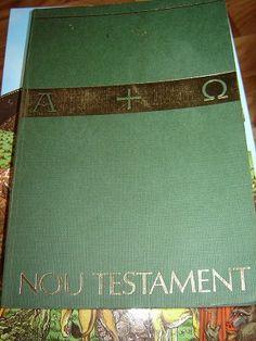 Catalan New Testament / NOU TESTAMENT Biblia Catalana / traduccio interconfessional / Associacio Biblica de Catalunya / Editorial Claret / Societats Bibliques Unides